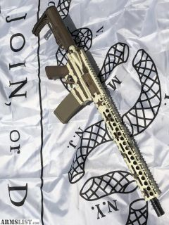 For Sale/Trade: Patriotic AR-15