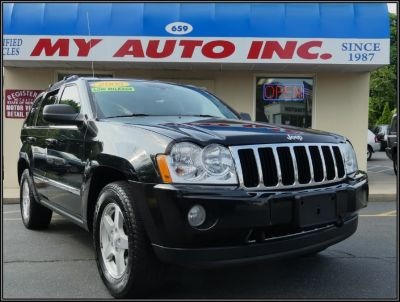 2005 Jeep Grand Cherokee Limited (Black)
