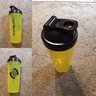Brand new 20oz Nutrabolics shaker cup