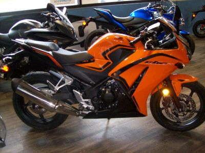 2016 Honda CBR300R ABS Sport Motorcycles Wisconsin Rapids, WI