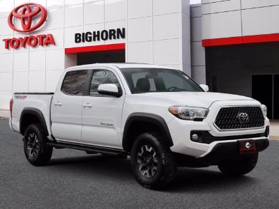 2018 Toyota Tacoma TRD Off Road (0040/SUPER_WHITE)