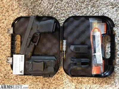For Sale/Trade: Glock 19 Gen 4 Talo w/ extras