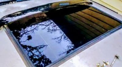 Electric sunroof from a 2001 Nissan Altima will fit years 98 to 01