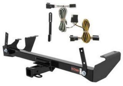 Buy Curt Class 3 Trailer Hitch & Wiring for 1993-1997 Dodge Full Size Van motorcycle in Greenville, Wisconsin, US, for US $158.29