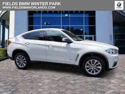 Used 2019 BMW X6 Sports Activity Coupe