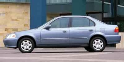 2000 Honda Civic DX (GOLD)