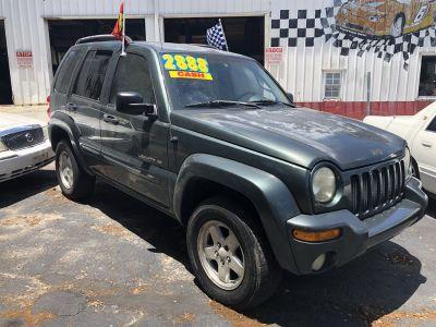 2002 Jeep Liberty Limited ()