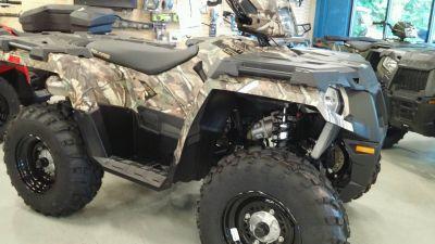 2018 Polaris Sportsman 570 EPS Camo Utility ATVs Hermitage, PA