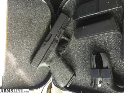 For Sale/Trade: Glock 19 gen4
