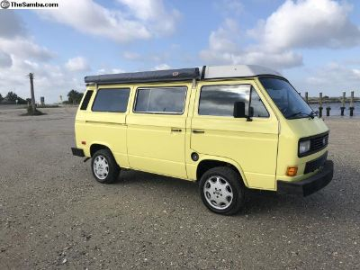 1987 VW Vanagon Westfalia
