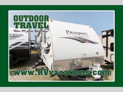2012 KEYSTONE RV PASSPORT 2910BH GRAND TOURING