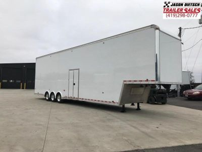 2015 United Trailers USHGN 8.5X44 Car / Racing Trailer....St