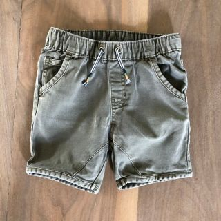 2T Shorts in Olive