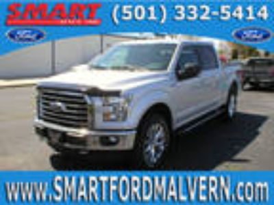 2015 Ford F-150 Silver, 76 miles