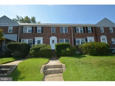 3 Bed 1 Bath Foreclosure Property in Baltimore, MD 21229 - Braeside Rd