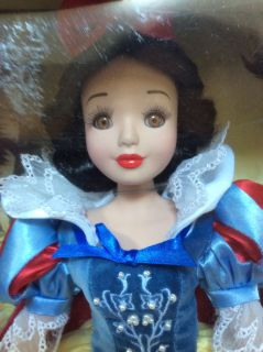 Collectible Porcelain Snow White Doll- $30