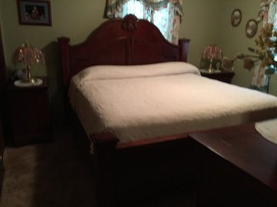 King side Bed