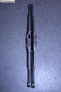 """Original Bosch 11"""" 1960's Wiper Blades"""
