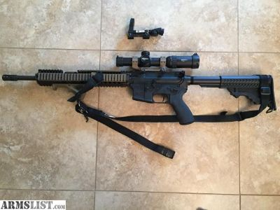 For Sale: AR-15 with mods