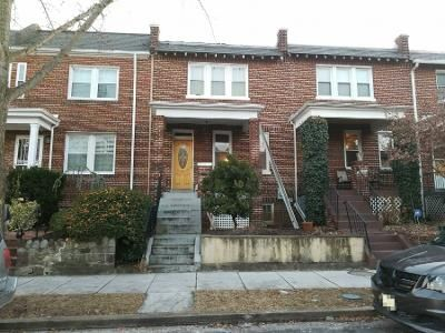 3 Bed 4 Bath Preforeclosure Property in Washington, DC 20003 - Burke St SE