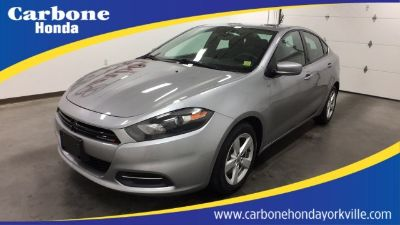 2015 Dodge Dart SXT (Billet Silver Metallic Clearcoat)