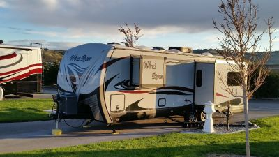 2016 Outdoors Rv Manufacturing WIND RIVER 250RDSW