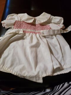 Vintage outfit! Adorable!