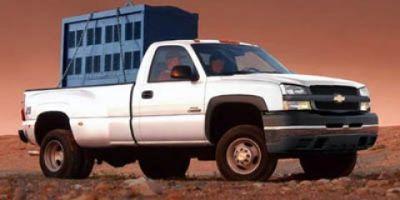 2005 Chevrolet Silverado 3500 Work Truck (Dark Blue Metallic)
