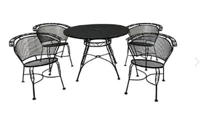 Mid Century Salterini Patio Set