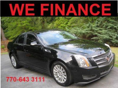 2011 Cadillac CTS 3.0L (Black)