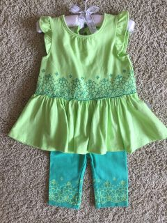 NWT 6-9 months outfit