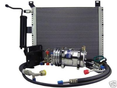 Buy Underhood A/C Performance Kit, w/ 289 66 Mustang, [50-0013C] motorcycle in Fort Worth, Texas, US, for US $605.00