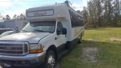 1998 FORD F-550 PROJECT BUS