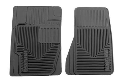 Buy Husky Liners 51122 03-06 Cadillac CTS Gray Custom Floor Mats Front Set 1st Row motorcycle in Winfield, Kansas, US, for US $72.95