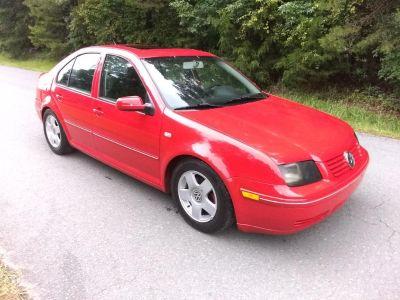2002 Volkswagen Jetta GLS (Red)