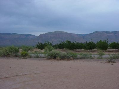 5 acres of land in Dog Canyon.