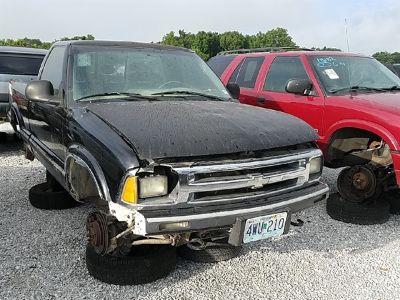 1996 Chevrolet S10 Pickup
