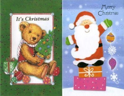 Buy Christmas Cards in Bulk Online