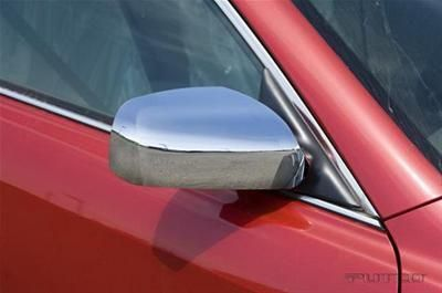 Purchase Putco 400068 Mirror Covers ABS Plastic Chrome Finish Toyota Camry Pair motorcycle in Tallmadge, Ohio, US, for US $66.97