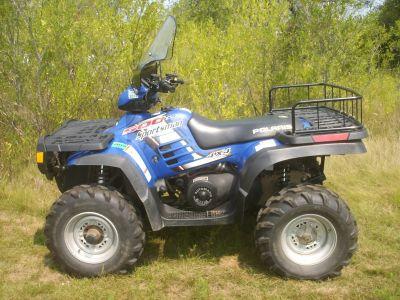 2004 Polaris Sportsman 500 H.O. Utility ATVs Mukwonago, WI
