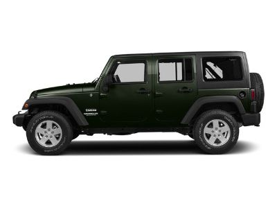 2015 Jeep Wrangler Unlimited Rubicon (Tank Clearcoat)