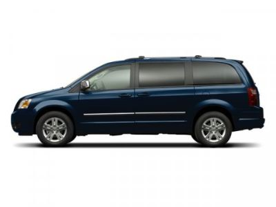 2010 Dodge Grand Caravan SXT (Deep Water Blue Pearl)