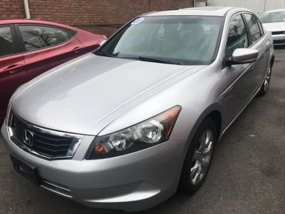 2009 Honda Accord EX-L (Alabaster Silver Metallic)