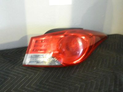 Sell OEM 2011-2013 HYUNDAI ELANTRA RIGHT/ PASSENGER SIDE TAIL LIGHT ASSEMBLY motorcycle in Belding, Michigan, US, for US $76.00