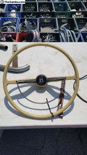 Bug steering wheel