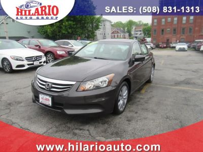2011 Honda Accord EX-L (Gray)