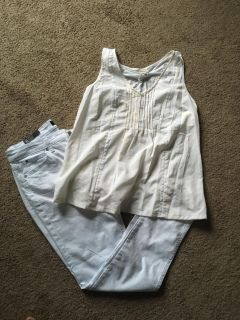 Merona brand women s size M top new with tag