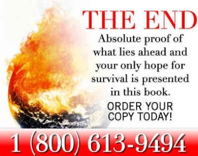 The End: The result could be devastating!