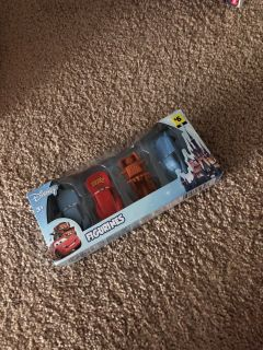New in box cars figurines