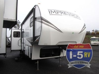 New 2018 Forest River RV Impression 28BHS